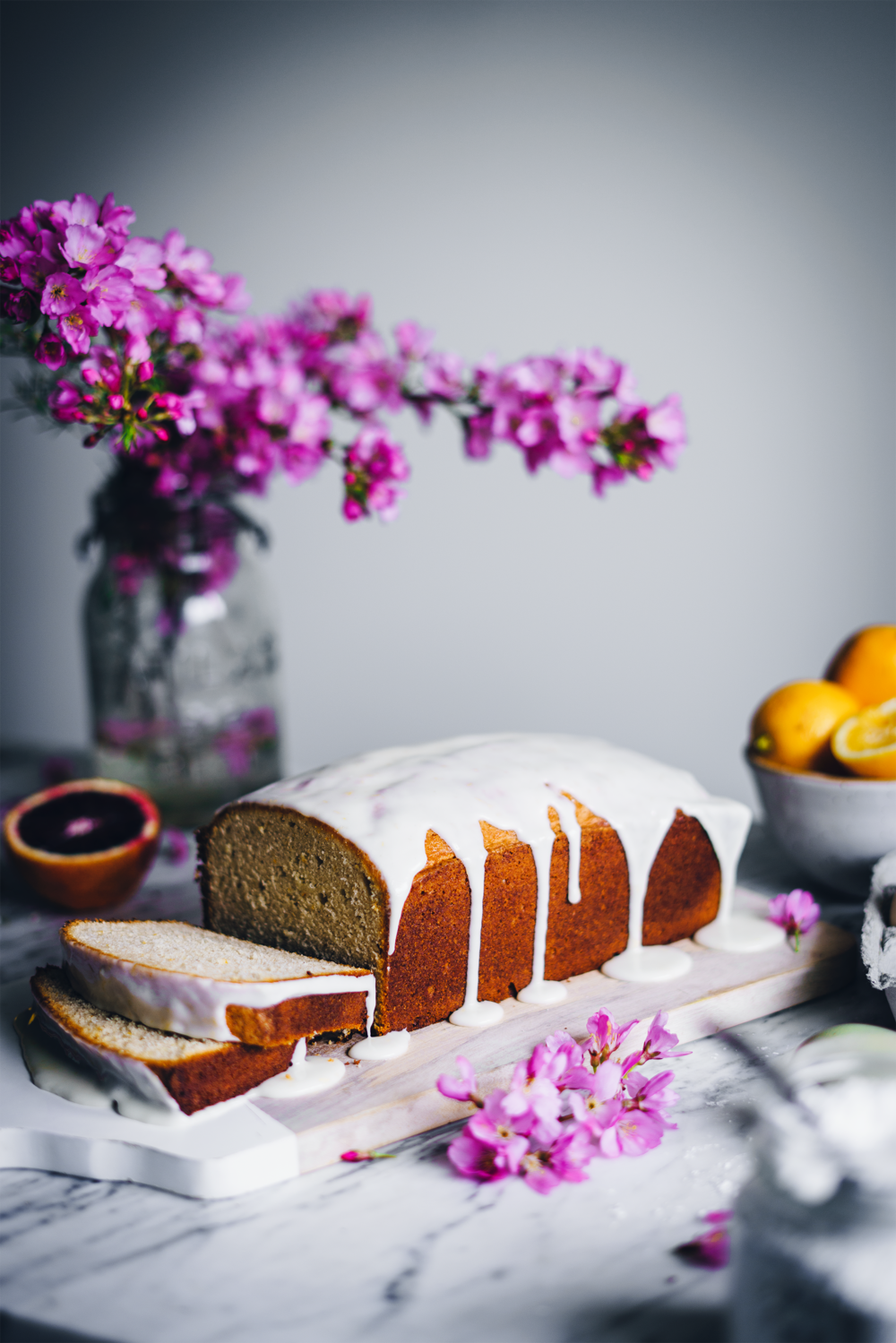 orange lemon and cardamom are the three main flavors youu0027ll find in this loaf and they all compliment each other beautifully as you look over the recipe