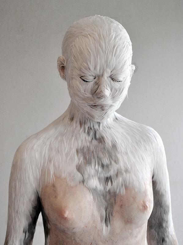 Lucy Glendinning, White heart, 2018.jpg