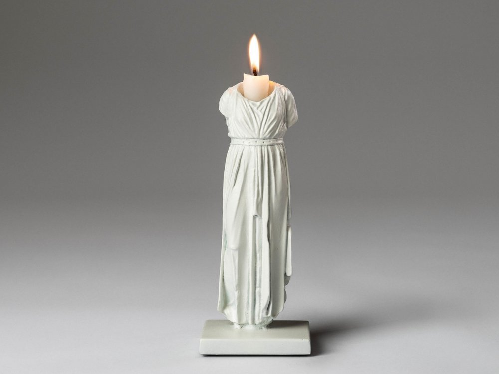 8. SE Candlestick 'Charioteer' white.jpg