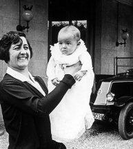 1926  Con mi madre