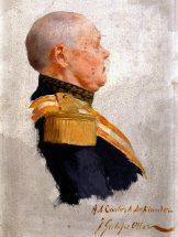 Karl Adolf Dalhander y Klintiber  1822 - 1897