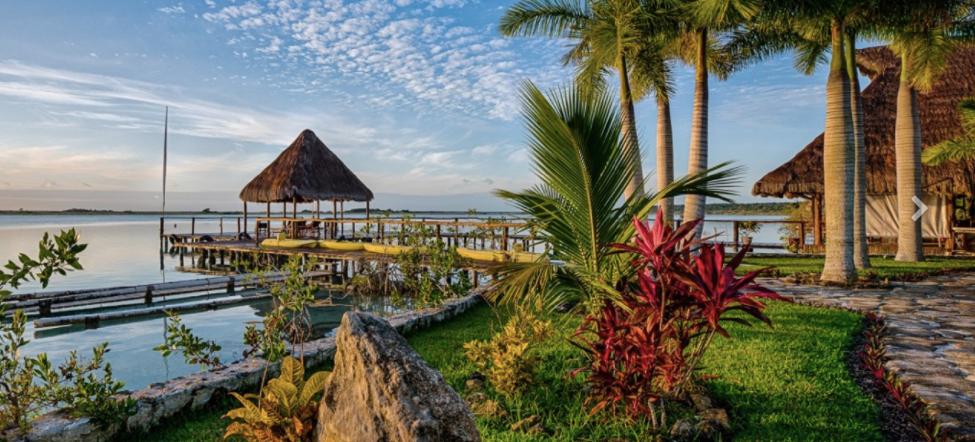 Bacalar, Mexico.