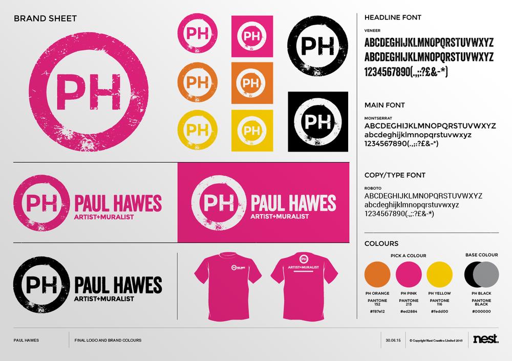 paul hawes branding
