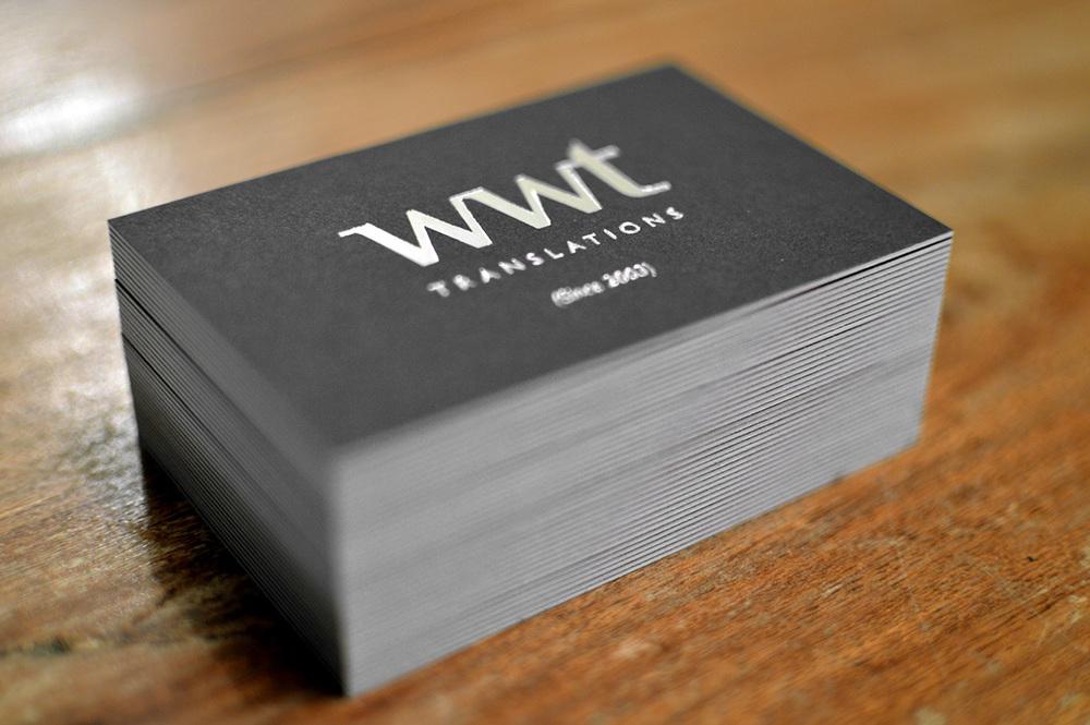 wwt logo card