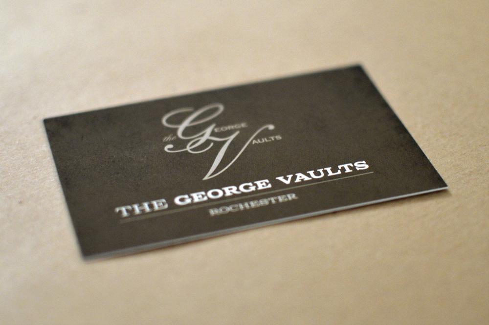 George Vaults card