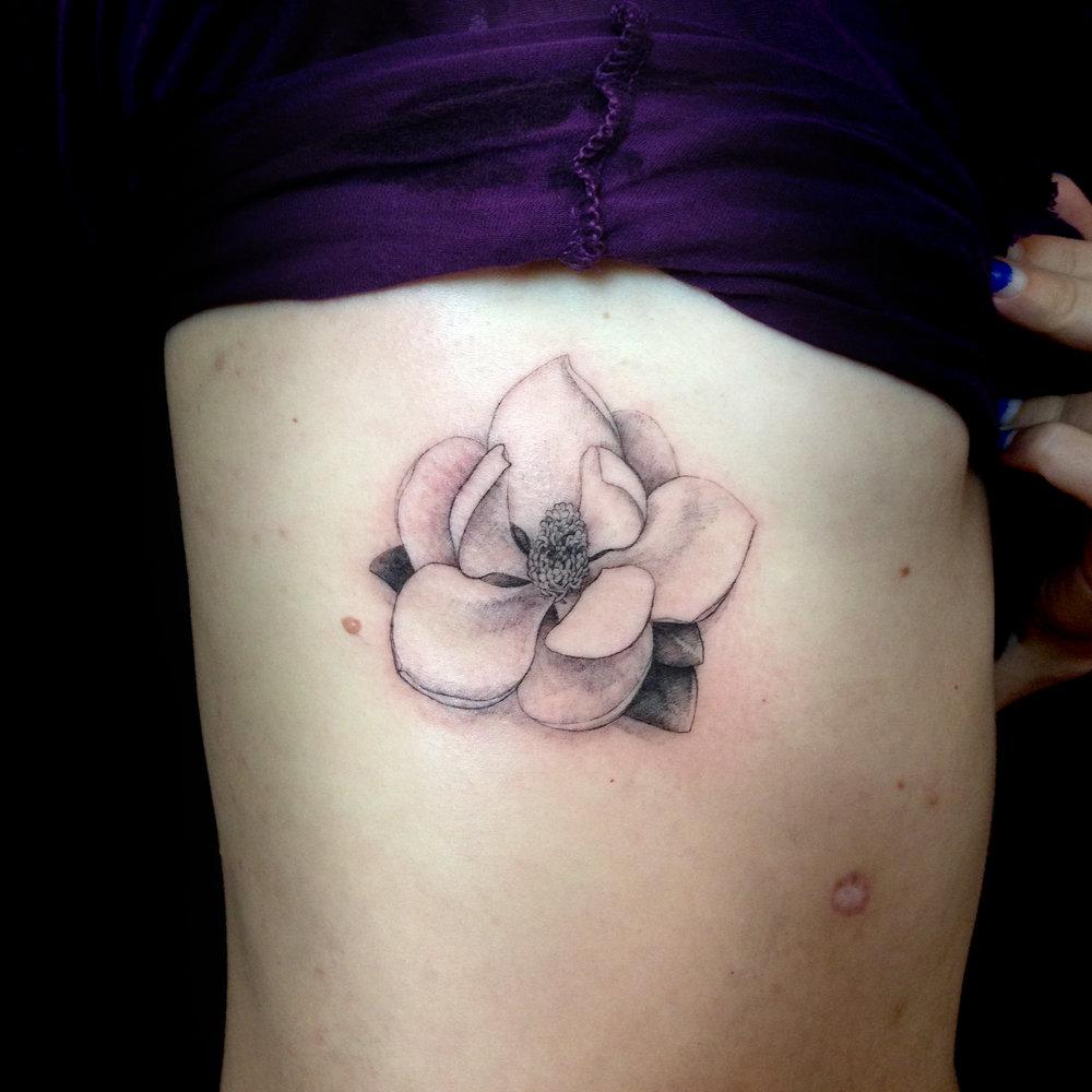 fine line single needle Justin Turkus Philadelphia best tattoo artist magnolia.jpg