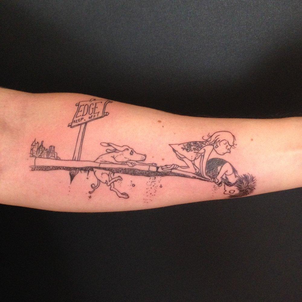 fine line single needle Justin Turkus Philadelphia best tattoo artist sidewalk ends.jpg