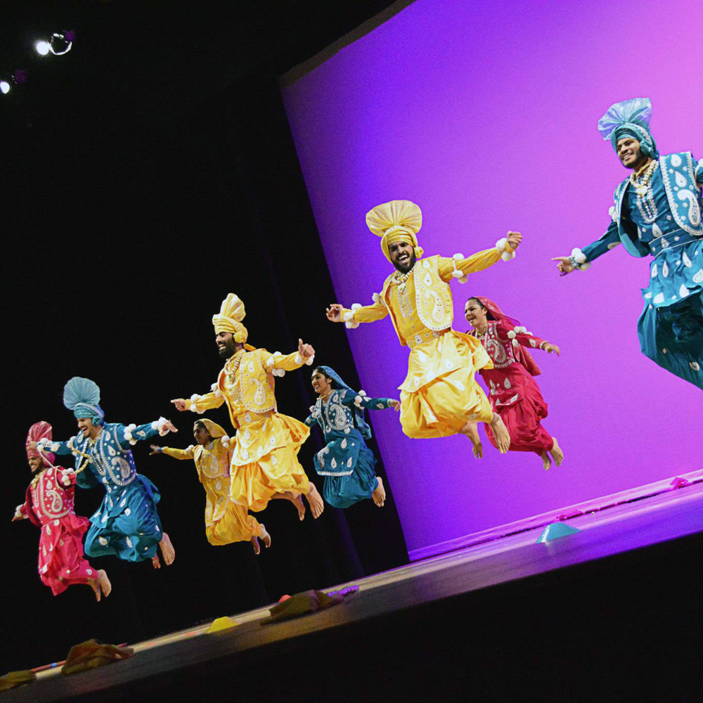Bhangra in the Burgh