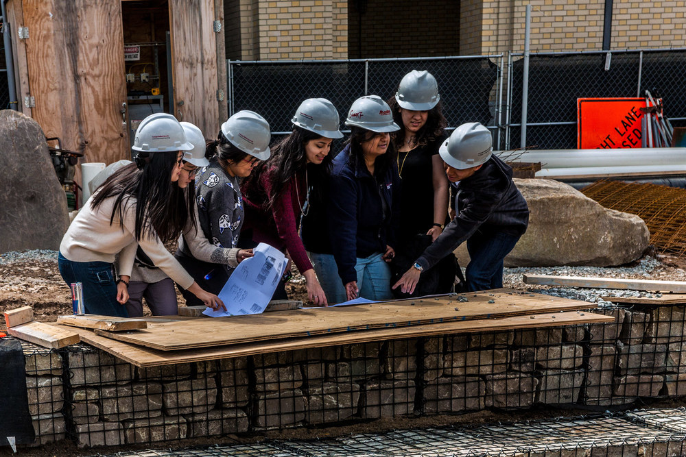 Superieur The Master Of Science And PhD Of Architecture Engineering And Construction  Management (AECM) Programs Are Jointly Offered By The School Of Architecture  And ...