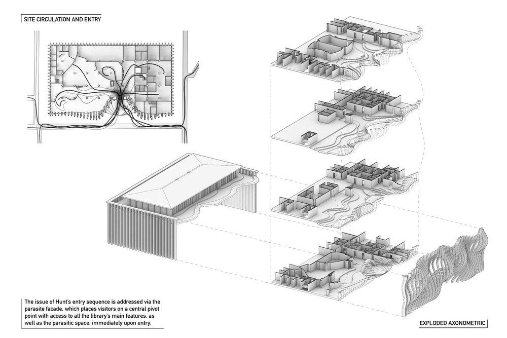 S16  Project 4:Parasite | Dan Cascaval (B.Arch 2020)