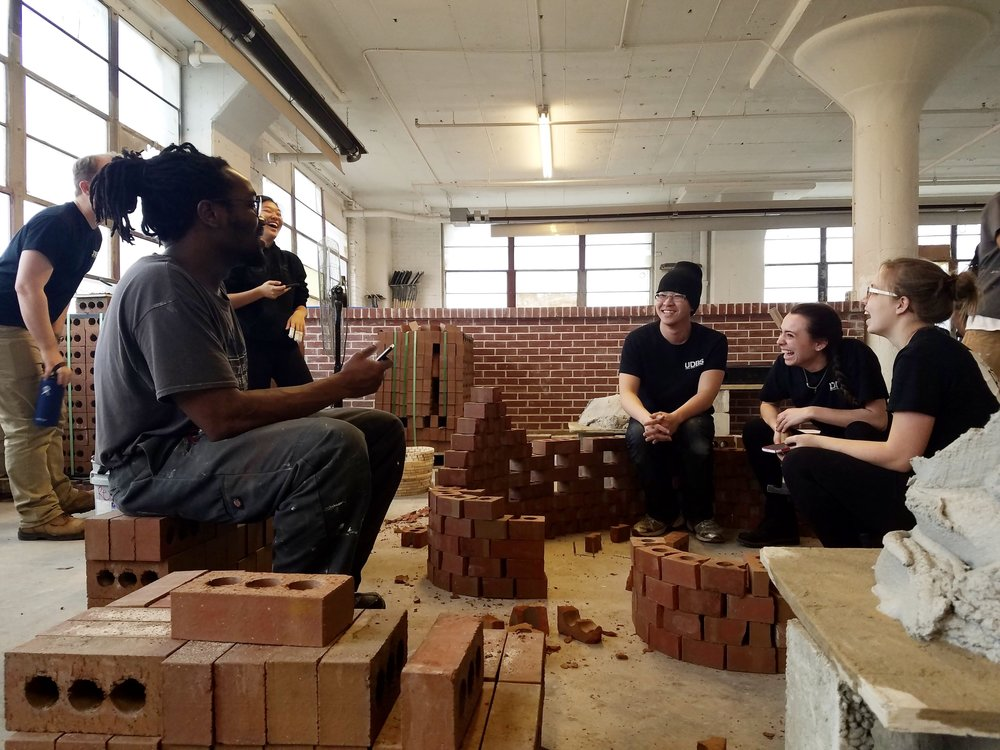 Urban Design Build Studio   Teaching students to be thoughtful architects, makers, and citizens.