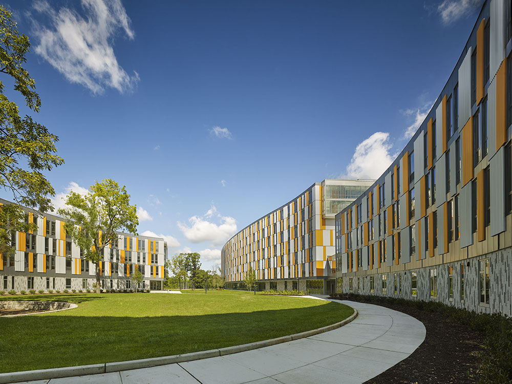Holly Pointe Commons at Rowan University