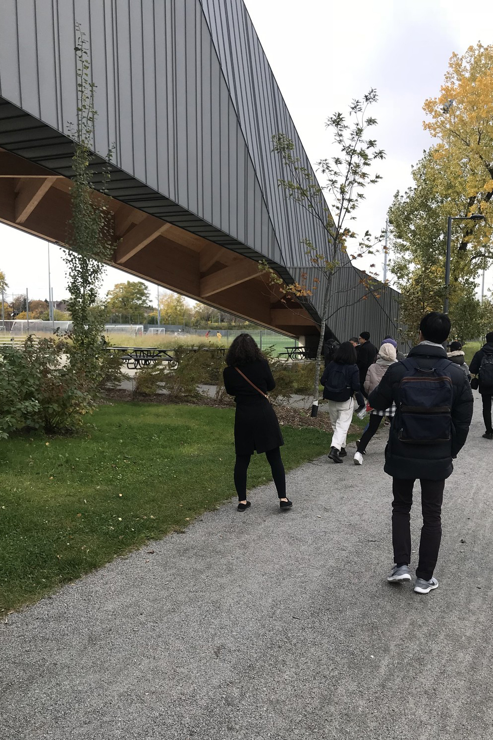 Fall 2018 Montreal Studio Trip