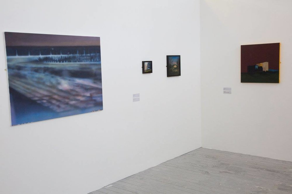 Exhibition at Swansea College of Art