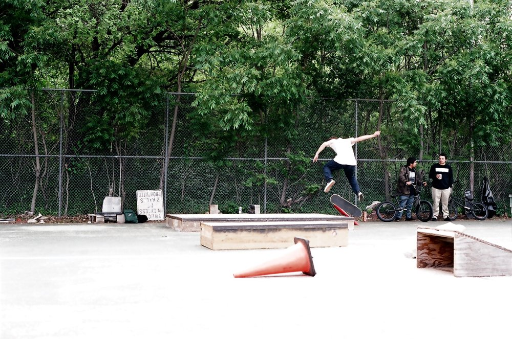 Cool Ranch Colby with a switch flip to switch manual.