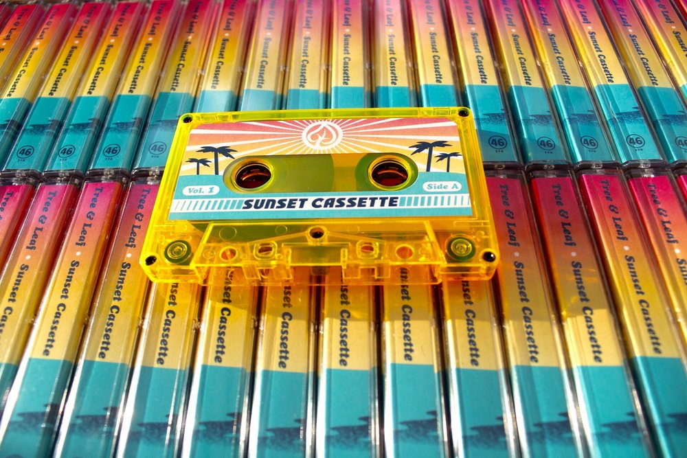 SUNSET CASSETTE VOL 1