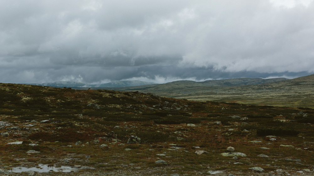 Rondane Nationalpark, Norway