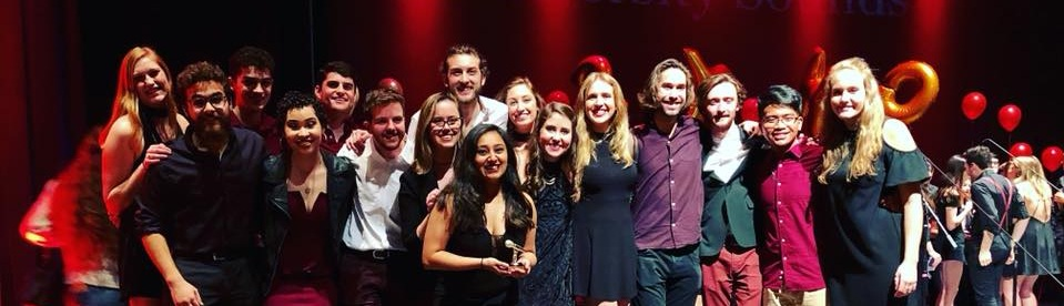 """Winning fan favorite - christopher newport university's """"sing your heart out"""" competition"""