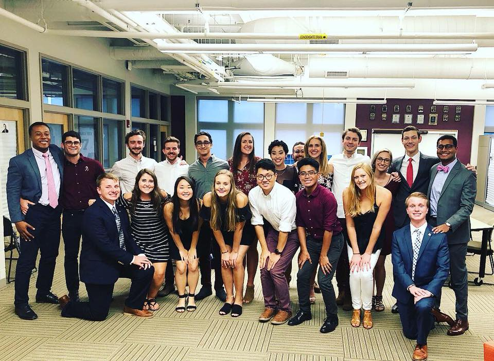 sigma epsilon phi's formal recruitment event