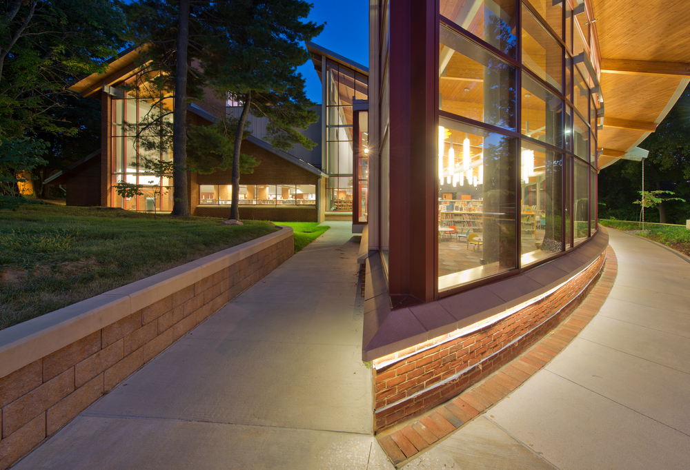Olney Library Renovation & Expansion
