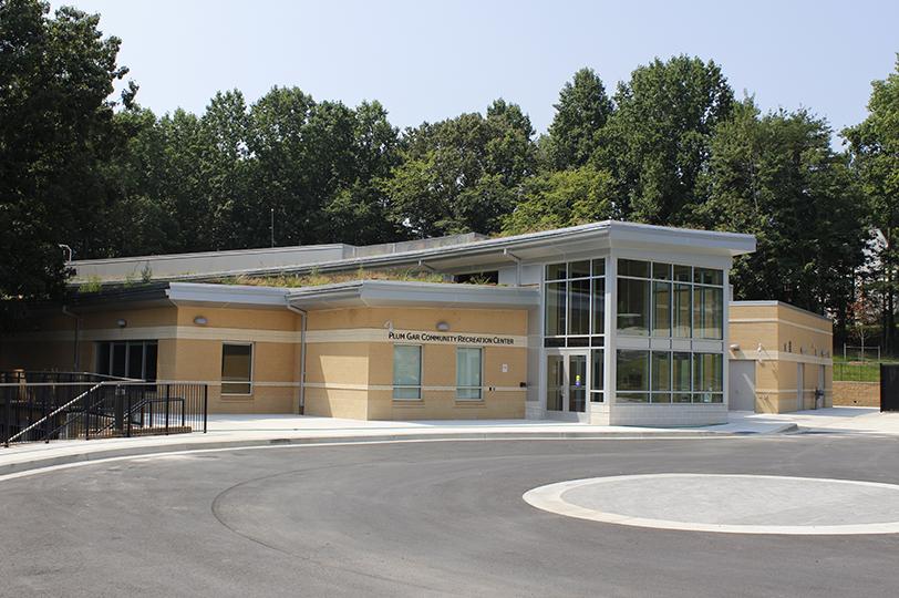 Plum Gar Recreation Center