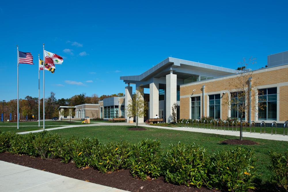 N. Laurel Recreation Center