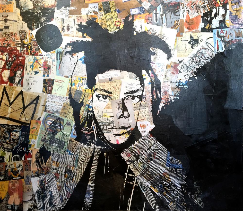 Basquiat #1 (2015)