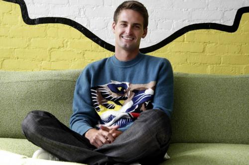 Snapchat Founder