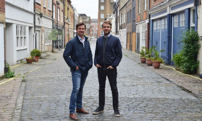 cofounders of finimize