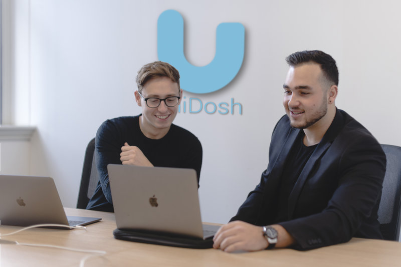Joseph and Oliver, co-founders of UniDosh - Just Entrepreneurs.jpg