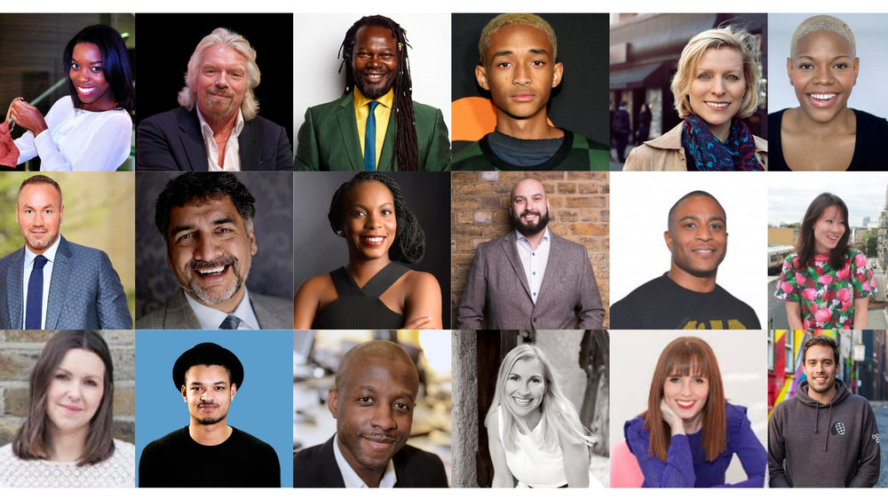 LEARN FROM SOME OF THE MOST INSPIRING ENTREPRENEURS - SUCCESS IS IN THE PROCESS