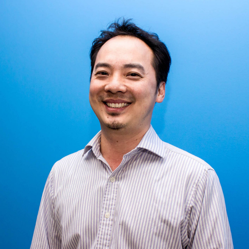 Chieu Cao, founder of Perkbox