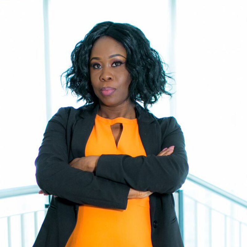 Serial Entrepreneur and Business Consultant Mavis Amankwah -