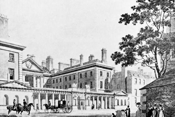 The Old Admiralty Office