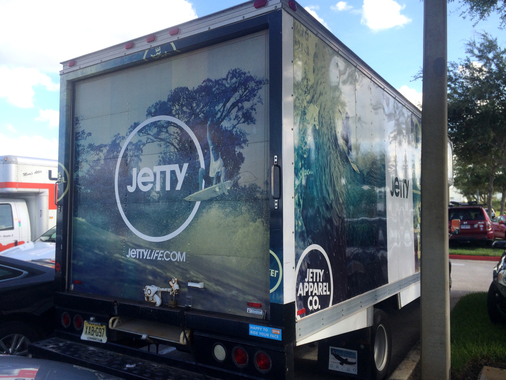 Excited to see our friends at Jetty