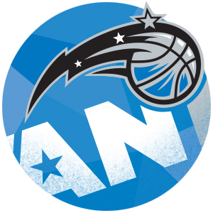 LOGO DESIGN: ORLANDO MAGIC FANFEST