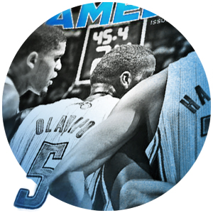 PRINT DESIGN: ORLANDO MAGIC 2014-15