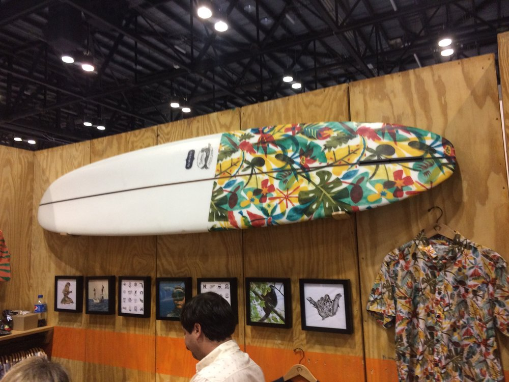 the Coolness at  Howler bros  never ceases.... want this board so bad.
