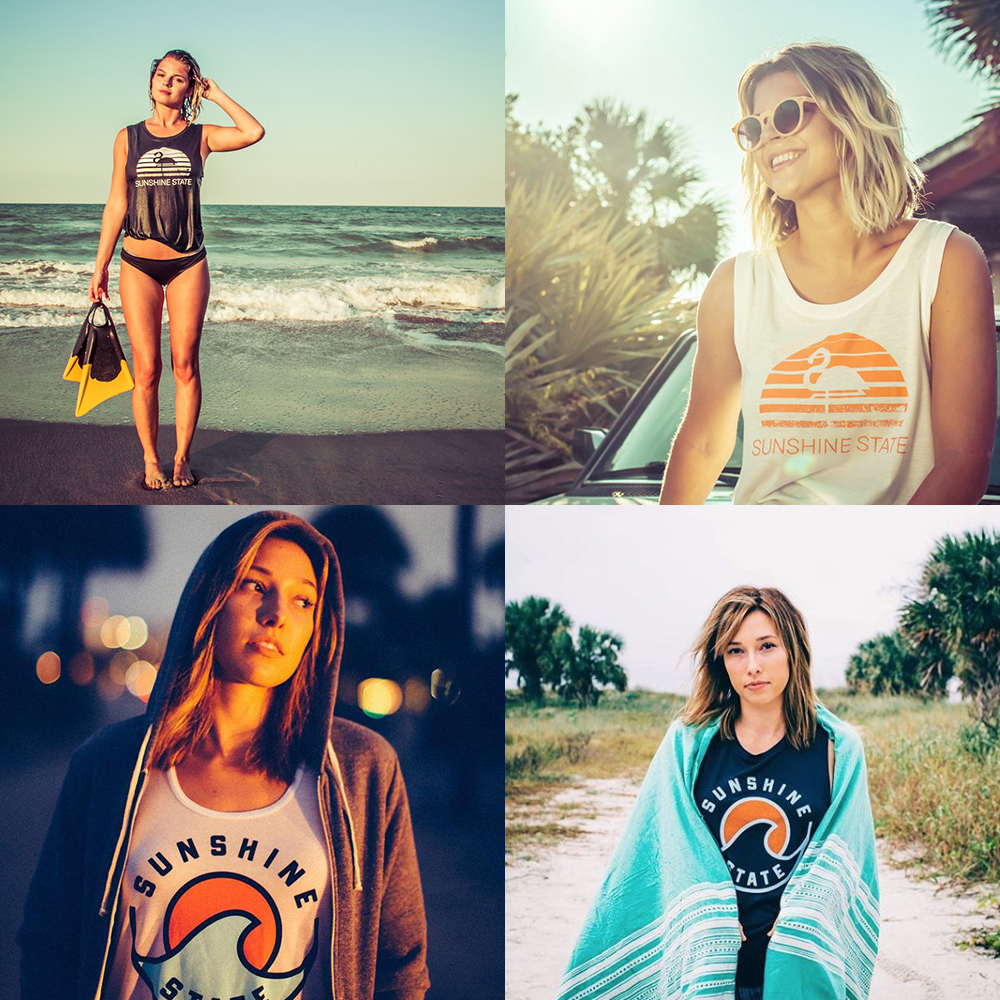 Nice lifestyle images from the crew at  @sunshinestategoods
