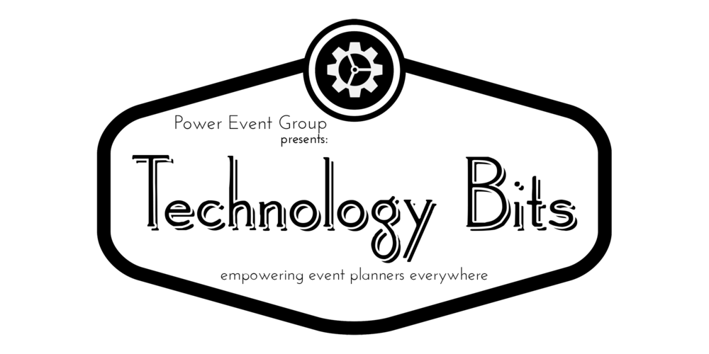 Power Event Group Technology Bits, Blog, Event Technology
