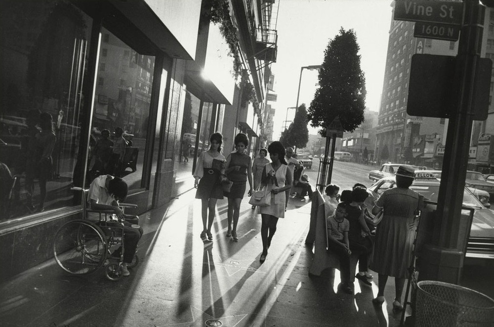 Garry Winogrand, Los Angeles, 1969.