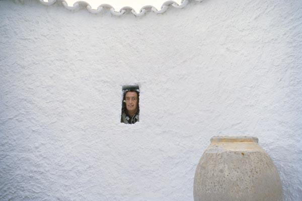 Salvador Dali, 1965.
