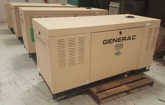 Used 20kw Generac Generator Sg20 Zabatt Power Systems