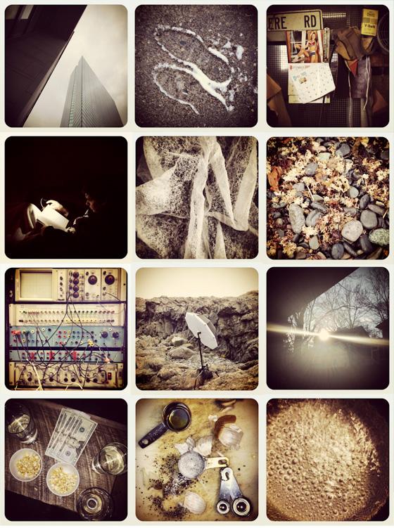 Adam DeTour Polaroids