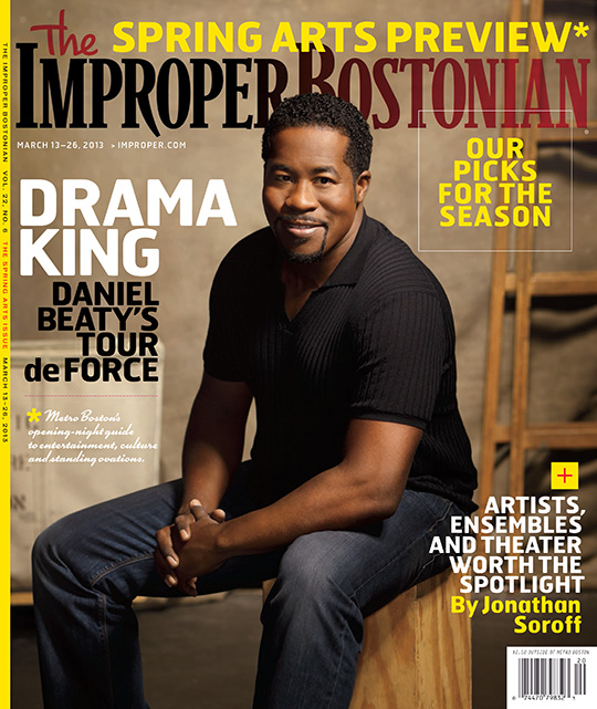 Adam DeTour Improper Bostonian Cover