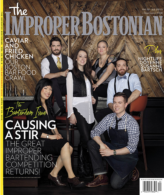 Adam DeTour Improper Bostonian bartenders