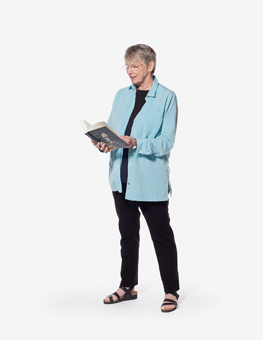 Lois Lowry Photographed for the New York Times by Adam DeTour