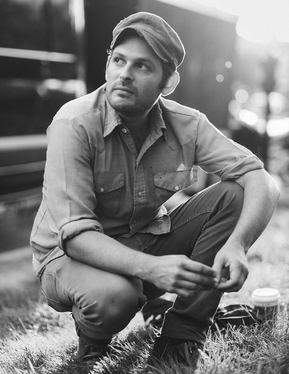 Gregory Alan Isakov photographed by Adam DeTour