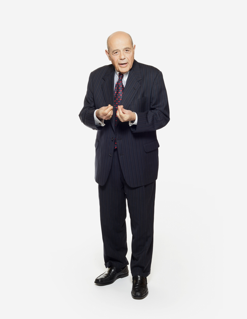 Buddy Cianci photographed by Adam DeTour