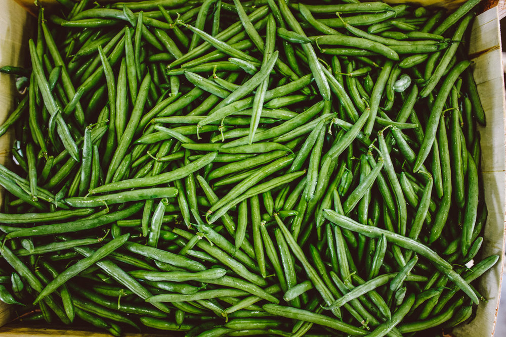 Green Beans by Adam DeTour